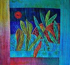 Obrazy - Art Quilt - 8893692_