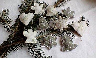Dekorácie - vianočné ozdoby - 8894291_