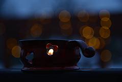 Svietidlá a sviečky - ♣♣♣ Kahanec ♣♣♣ - 8895904_