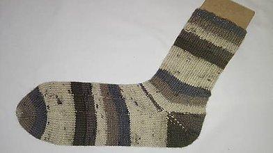 Obuv - Pánske vlnené ponožky - 8894392_