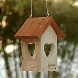 Pre zvieratá - Krmítko pre vtáčiky - 8900666_