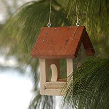 Pre zvieratká - Krmítko pre vtáčiky - 8900626_