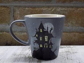 Nádoby - Hrnček - Haunted House - 8901036_