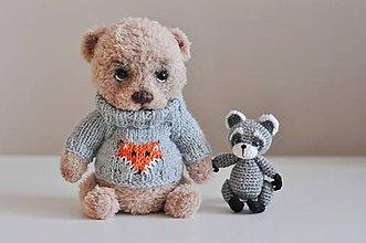 Bábiky - Medvedík Matej - 8898787_