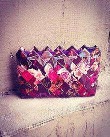 Peňaženky - Vintage lilac - 8898537_