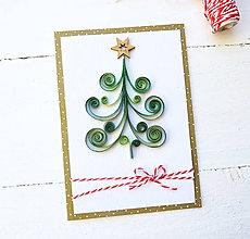 Papiernictvo - vianočná pohľadnica - 8898258_