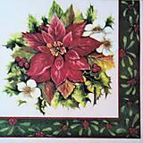 Papier - Vianoce, zima 31 - 8906277_