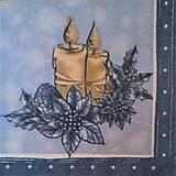 Papier - Vianoce, zima 32 - 8906314_