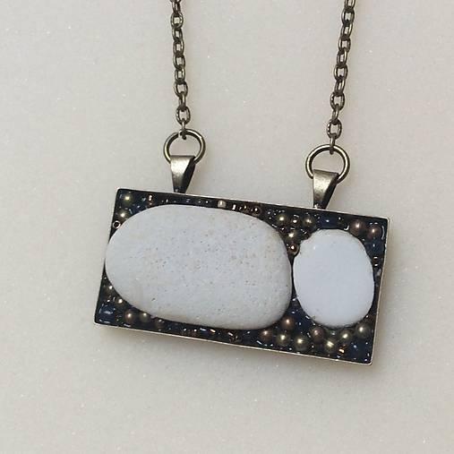 náhrdelník: kamene 2