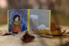 """Knihy - leporelo """"Taký obyčajný príbeh"""" - 8905855_"""
