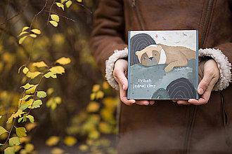 Knihy - Príbeh jednej zimy - 8905946_