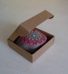 Obalový materiál - Krabička 9,5x9,5x3 cm - 8905680_