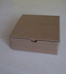 Obalový materiál - Krabička 14x14x5 - 8905764_