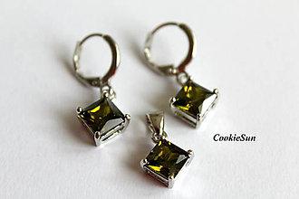"Sady šperkov - Sada ""Cubic Zircons"" - 8904516_"
