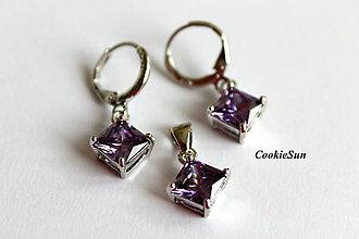 "Sady šperkov - Sada ""Cubic Zircons"" - 8904517_"