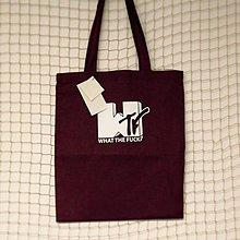 Nákupné tašky - Taška MTV - 8902583_