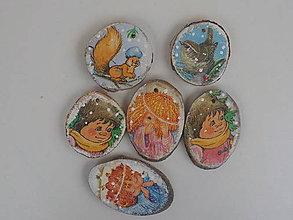 Dekorácie - Vianočné ozdoby-za pár drobných - 8907352_