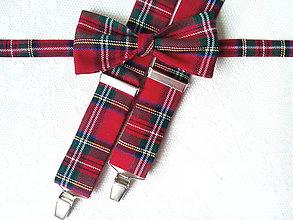 Doplnky - Vianočný set - 8907614_