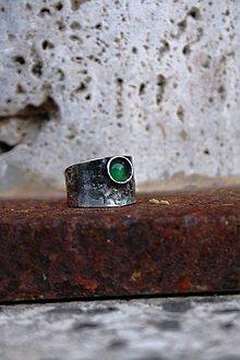 Prstene - Drobný - Achát - 8906834_