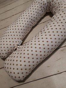 Textil - Vankúš na dojčenie  / vankúš pre maminku - 8907155_