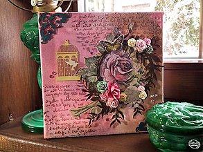 Obrazy - Roses - 8906516_