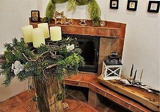 Dekorácie - Vianočná dekorácia - 8910076_