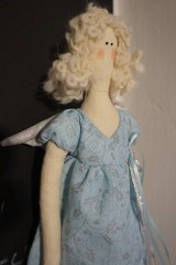 Bábiky - ZĽAVA !!  anjelka čarovná...2 - 8908952_