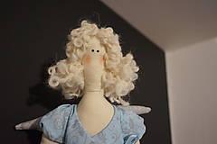 Bábiky - ZĽAVA !!  anjelka čarovná...2 - 8908959_