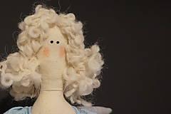 Bábiky - ZĽAVA !!  anjelka čarovná...2 - 8908962_