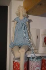 Bábiky - ZĽAVA !!  anjelka čarovná...2 - 8908967_
