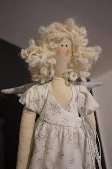 Bábiky - anjelka čarovná...1 - 8908937_