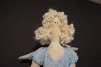 Bábiky - ZĽAVA !!  anjelka čarovná...2 - 8908961_