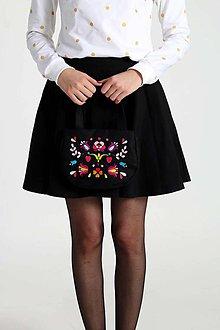 Kabelky - Cute bag čierna - 8910503_