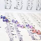 Náušnice - Swarovski Rivoli AG925RH Stud Earrings / Napichovacie náušnice Swarovski Rivoli Striebro+RH #0440 - 8911982_