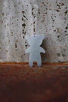 Odznaky/Brošne - Kamaráti - Medveď - 8911956_