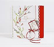- Zimný/vianočný fotoalbum - 8910212_