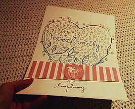Papiernictvo - Mamaľovánky - 8913553_
