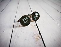 Šperky - Manžetové gombíky Joker - 8914320_