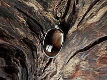 Náhrdelníky - Hĺbka duše (záhneda) - 8911472_