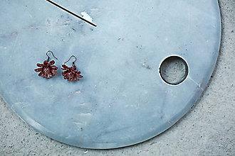 Náušnice - JASOM LESk - naušky Pink - 8912971_