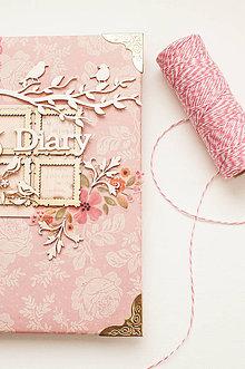 Papiernictvo - Dievčenský diár