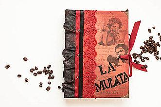 Papiernictvo - Diár Kubánskej reštaurácie