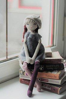 Hračky - Dlhonohá bábika  Eugénie - 8915791_