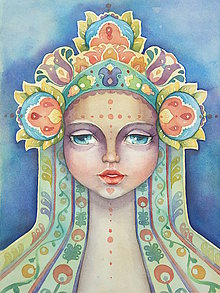 Obrazy - Hra na uvedomenie Fine Art Print, S-XL, papier/doska - 8915937_