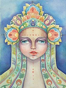 Obrazy - Hra na uvedomenie Fine Art Print, S-L, papier/doska - 8915937_