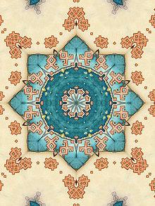 Obrazy - Vesmírna brána Fine Art Print, S-XL, papier/doska - 8916529_