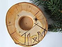 Svietidlá a sviečky - Svietnik V Betleheme - 8915941_