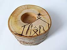 Svietidlá a sviečky - Svietnik V Betleheme - 8915954_