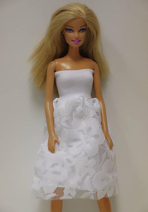 Jednoduché svadobné šaty pre Barbie   TrishaFate - SAShE.sk ... 586791cd788