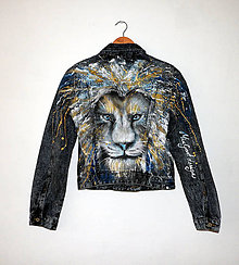 Kabáty - lev, bunda - 8915993_